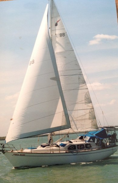 Emma Ward - Happy Sailing